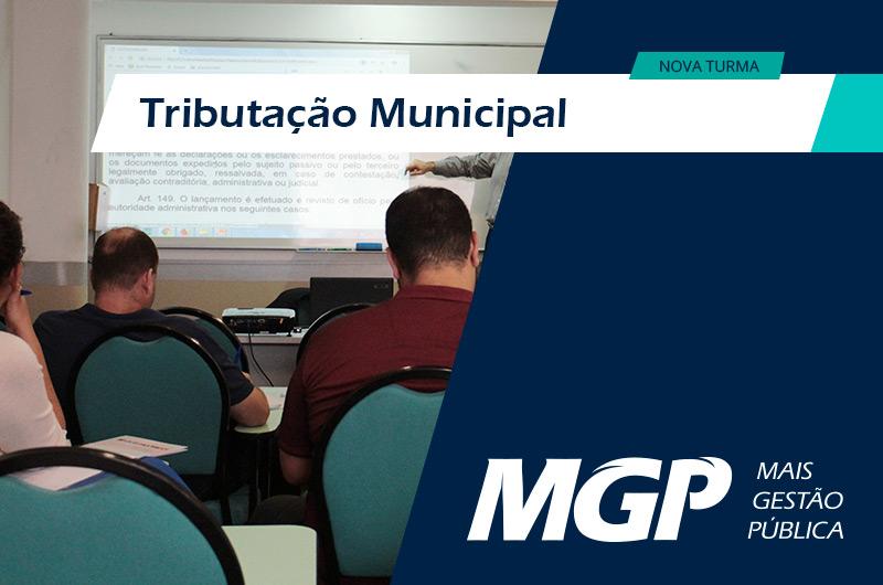 Tributação municipal